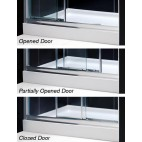 Illusion Sliding Door Opening