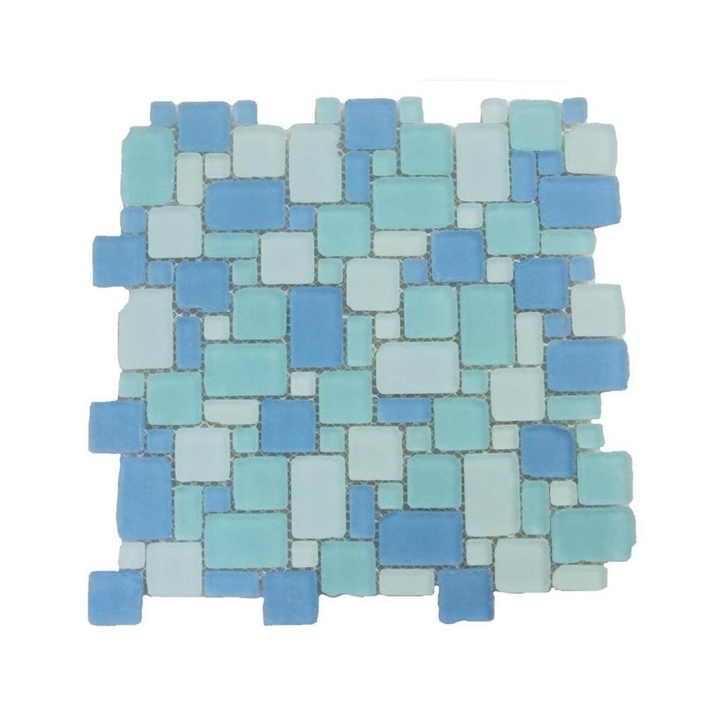 Beach Glass Surf French Pattern Tile In Style Store