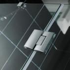Aqua Door Hinge & Glass Support