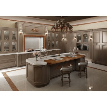 ENNE GROUP: Kitchen & Bathroom Cabinets & Closets - Tile in Style Store
