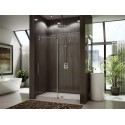 "KINETIK INLINE 45""-47"" SHOWER DOOR"