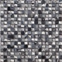 Tile in Style Silver Grey 5/8x5/8 Mosaic