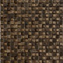 Tile in Style Bronze Chocolate 5/8x5/8 Mosaic