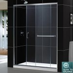 INFINITY-Z SHOWER DOORS