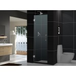 "UNIDOOR SHOWER DOOR 23"" - 43"""